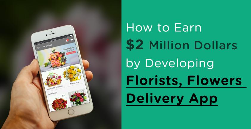 Flowers Delivery App Development