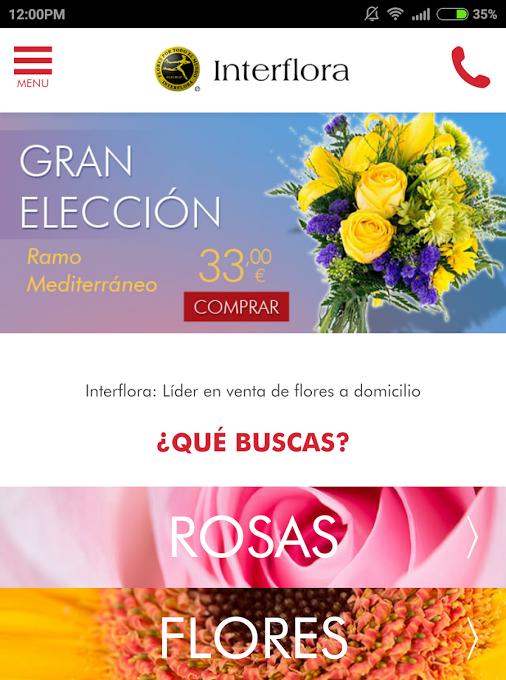 Flower App Screen