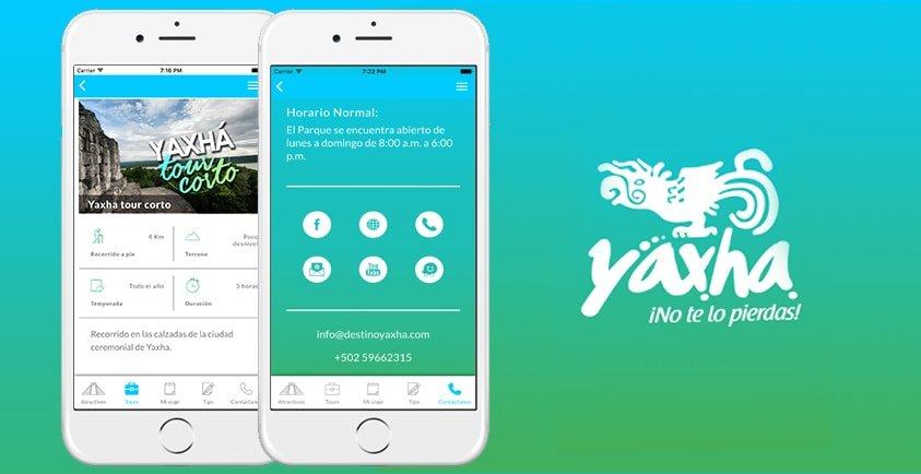 location based app development