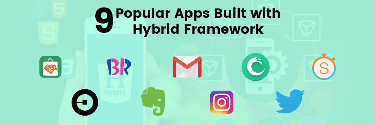 Hybrid App Examples