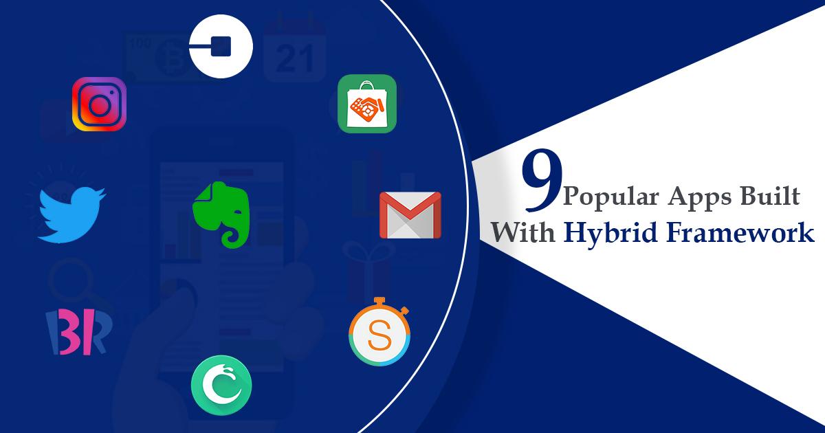 Top Hybrid App Examples