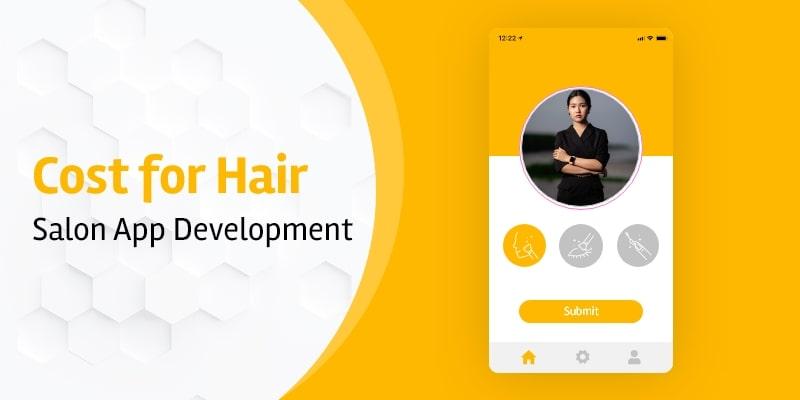 Cost to build a hair salon app