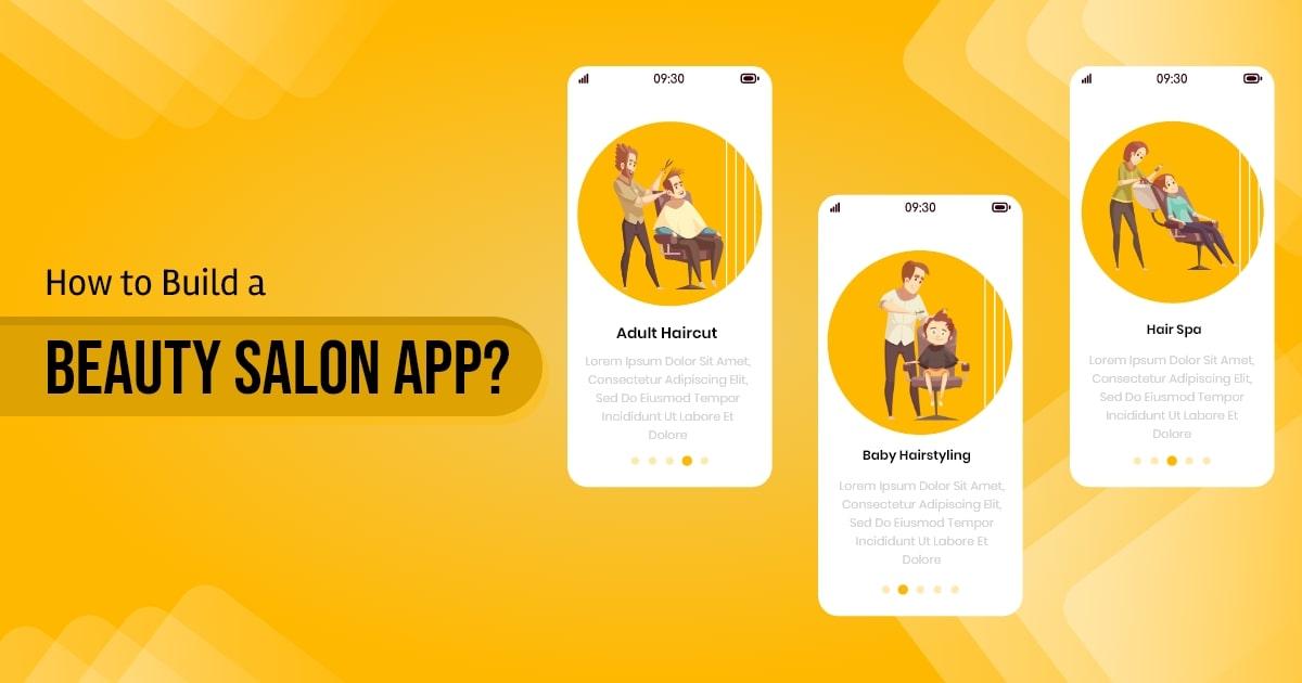 Build a Salon booking app