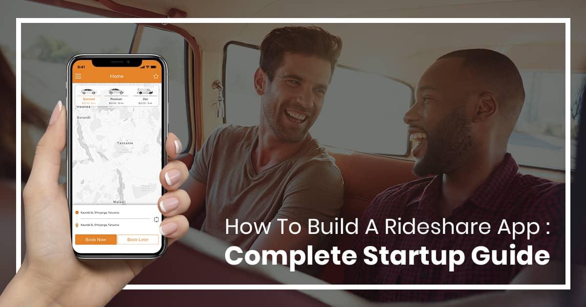 Make a Rideshare App