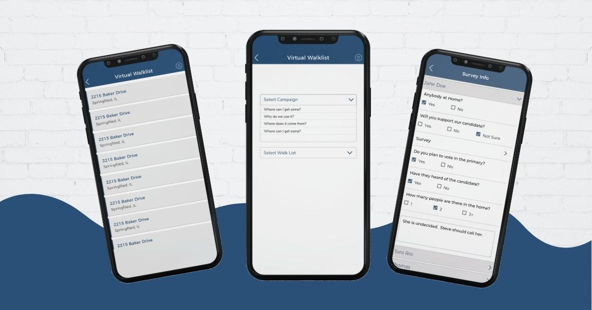 Best Canvassing App Development