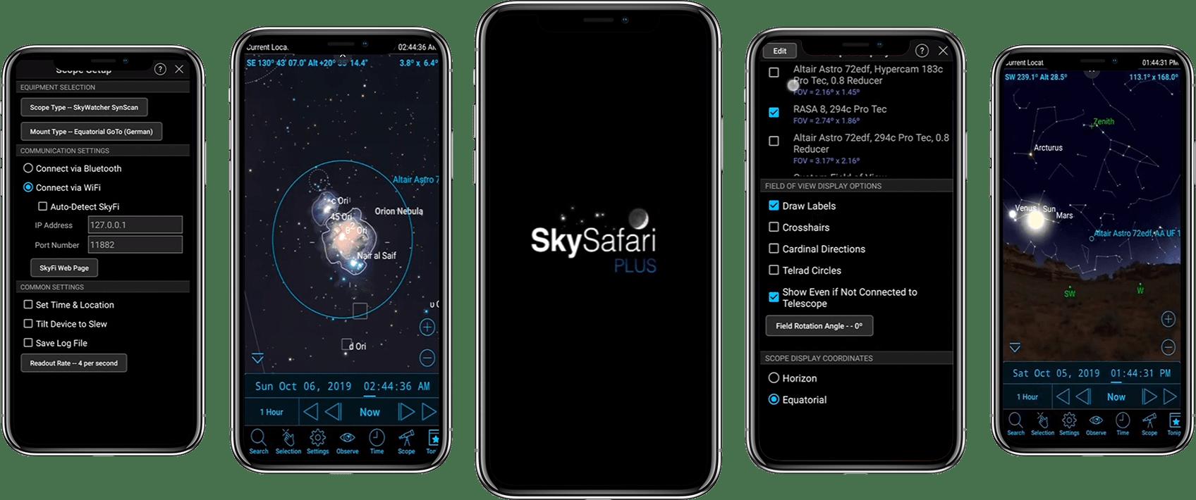 Astronomy App Screenshot