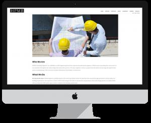 Engineering Company Website Design Features