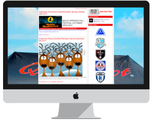 Sports Website Development Features