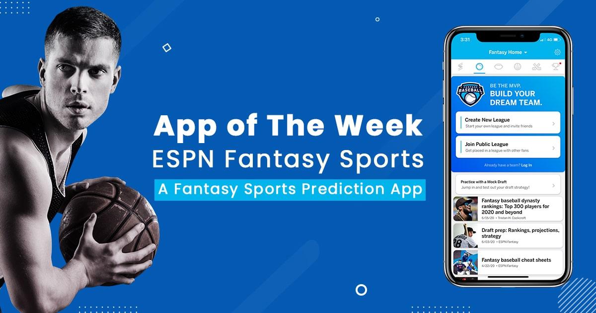 Top ESPN Fantasy Sports App