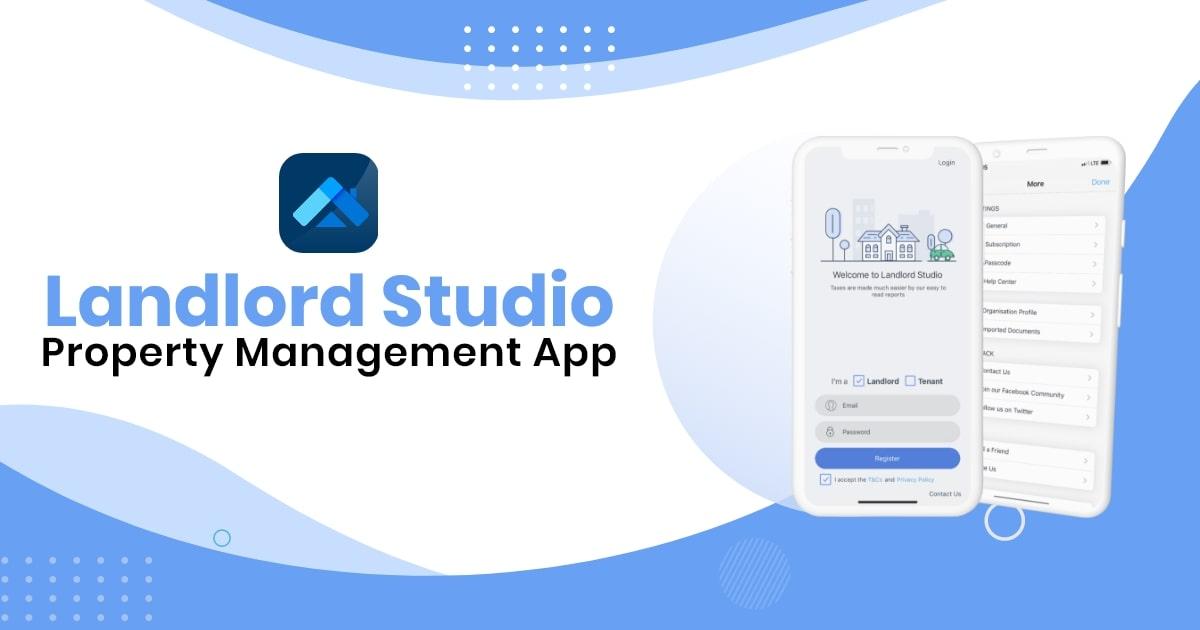 Best Landlord Studio App
