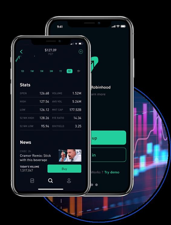 robinhood app a stock trading app