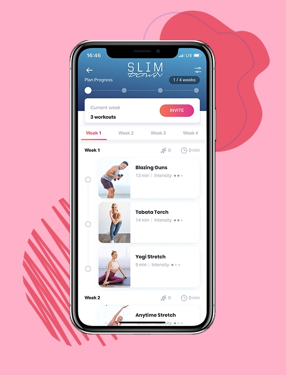 how does fiton app work