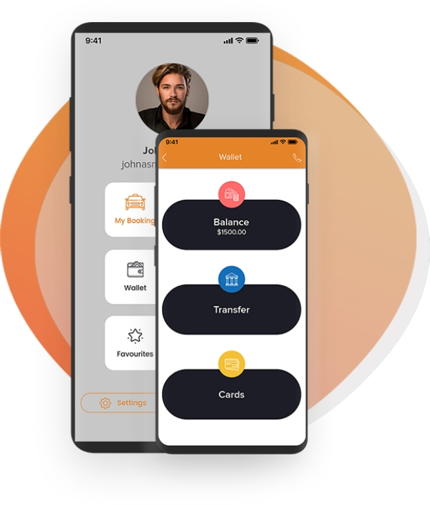 Passenger App Feature