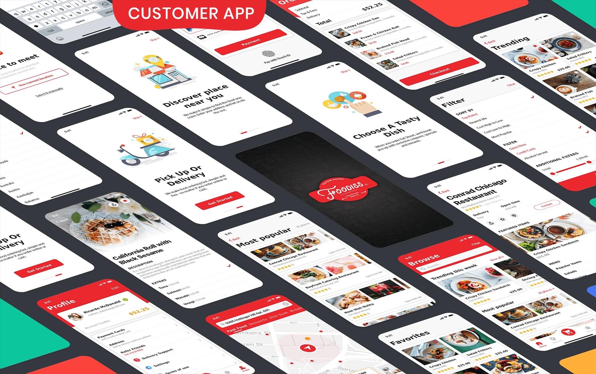 Best Food Delivery App Design Guidelines