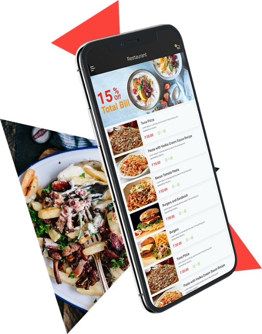 Food Delivery Mobile App Features