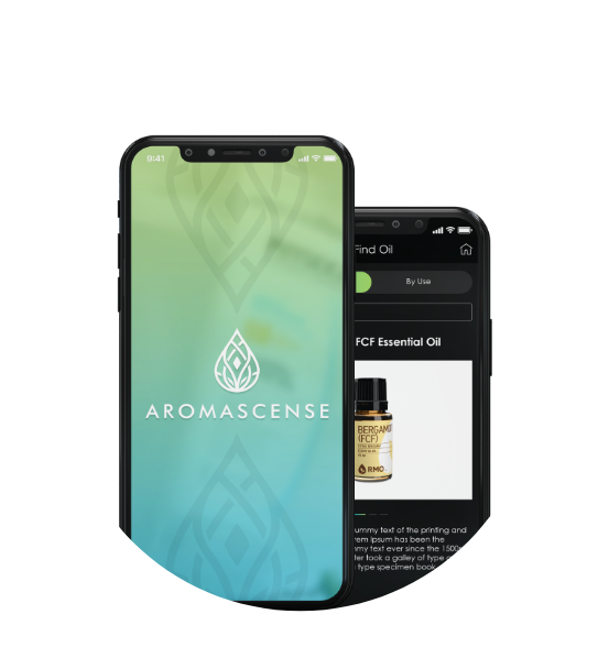 Aroma Scence Banner
