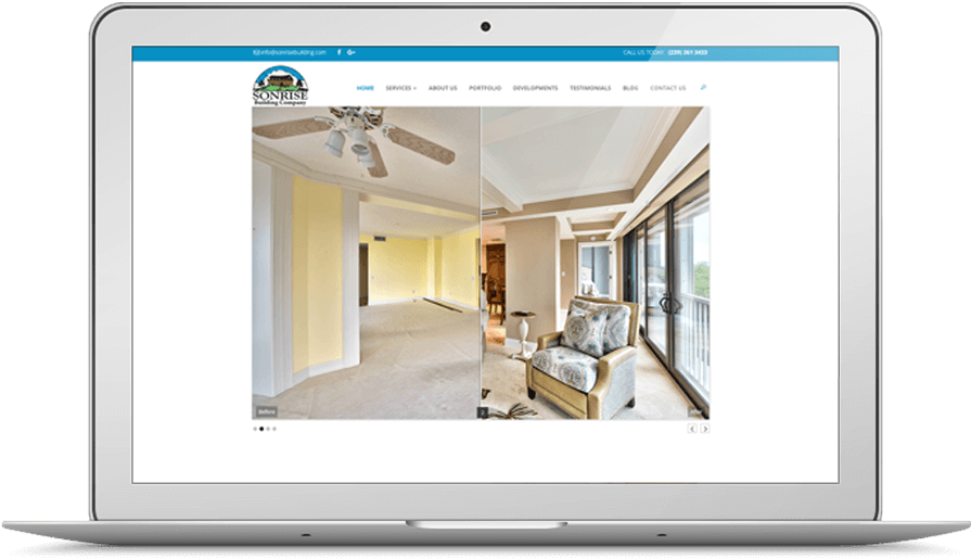 Best Real Estate Website Design Development