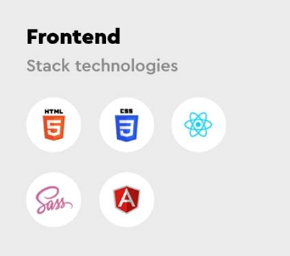 frontend-Stack-technologies