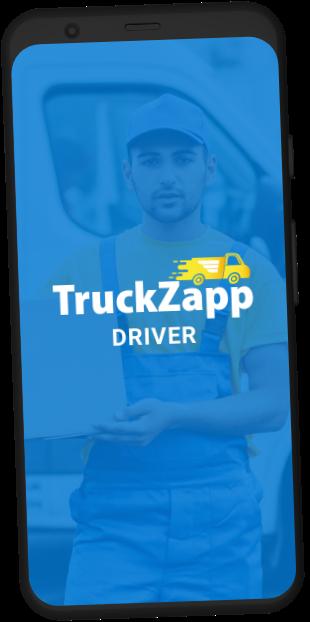 Customer App Screen One