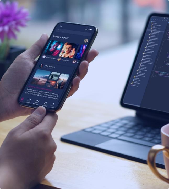 celebrity app development solutions