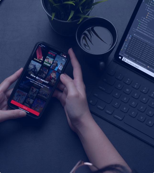 entertainment mobile app development solutions