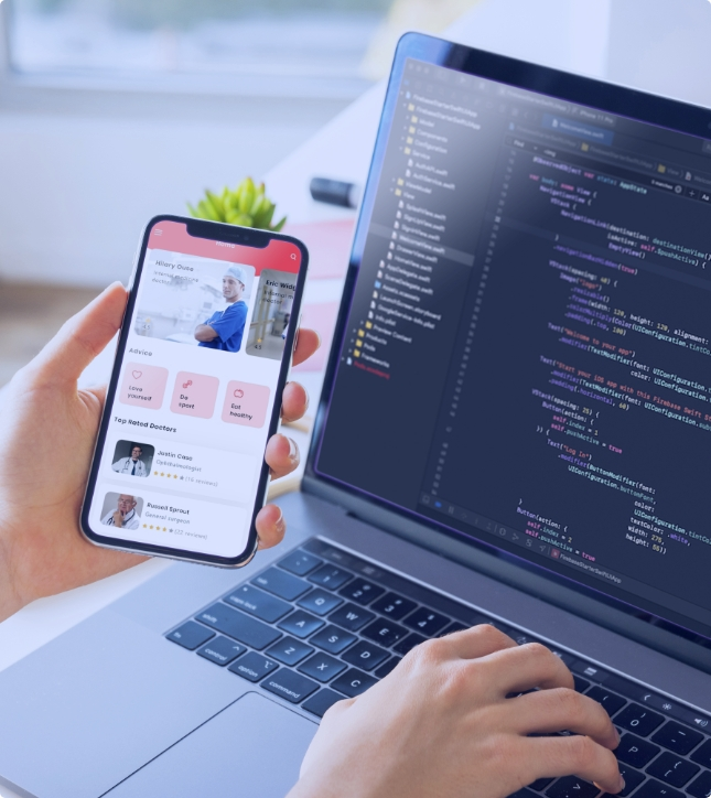 healthcare application development solutions