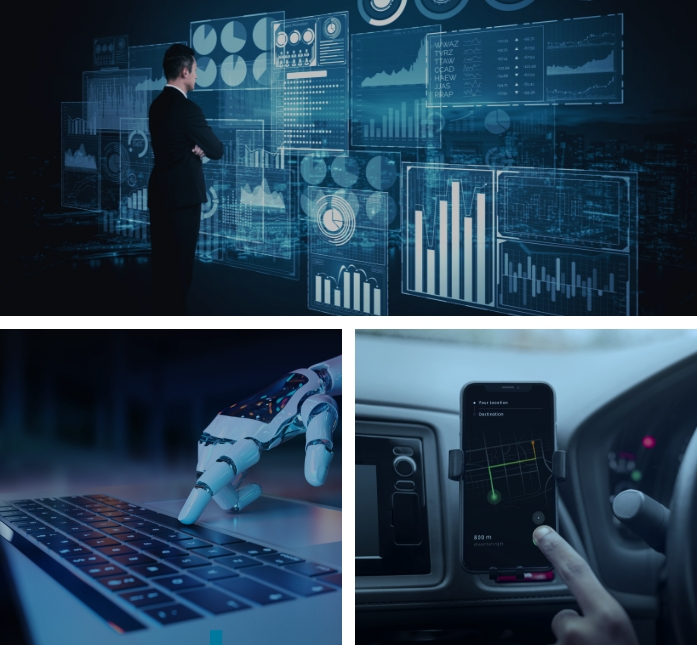 advanced technology solutions for on-demand industry