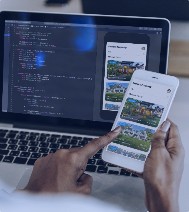 best expertise in real estate app development