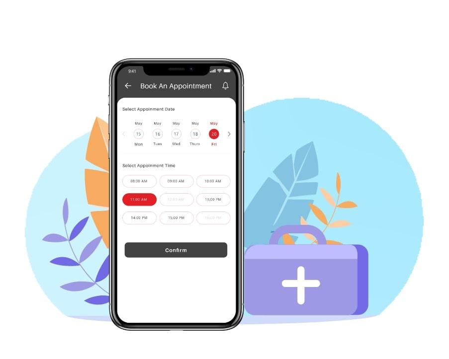 telemedicine app platform