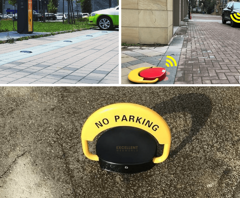 Best Smart Parking System