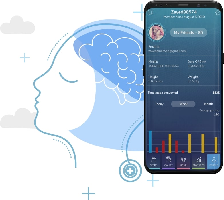 creative health and fitness app