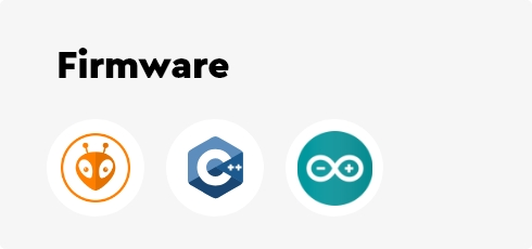 Tech Stack for Firmware
