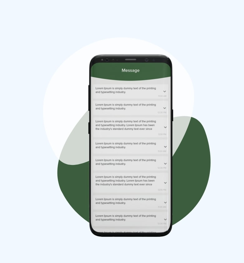 features of golf mobile app