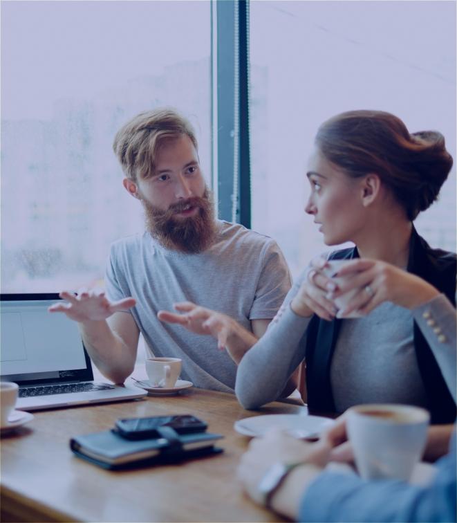 Sales Marketing Partnership