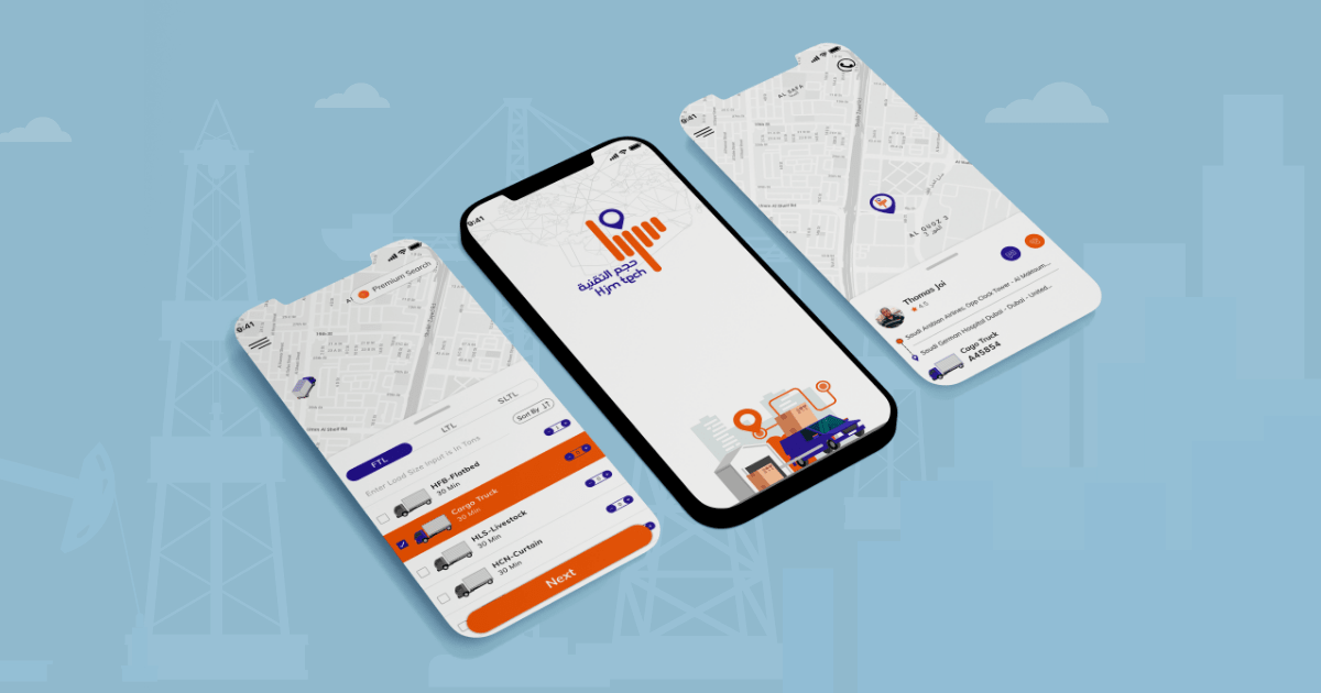Transportation App for Truckers and Shippers