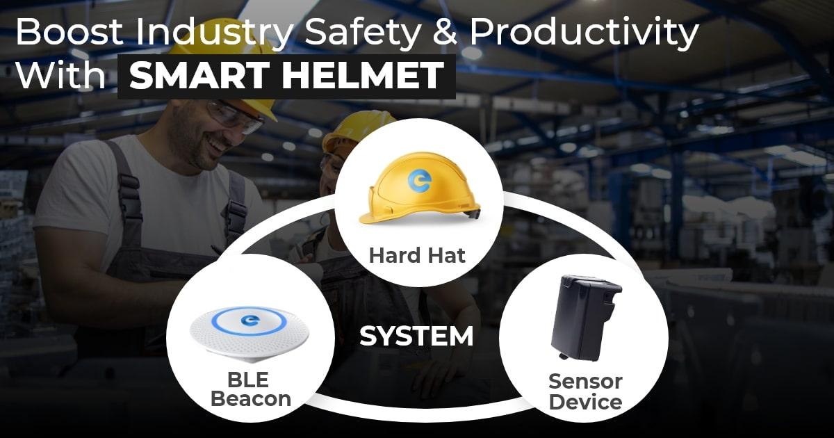 Smart Helmet Based IoT Technology