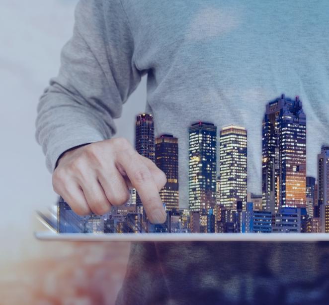 real estate app development for construction Firms