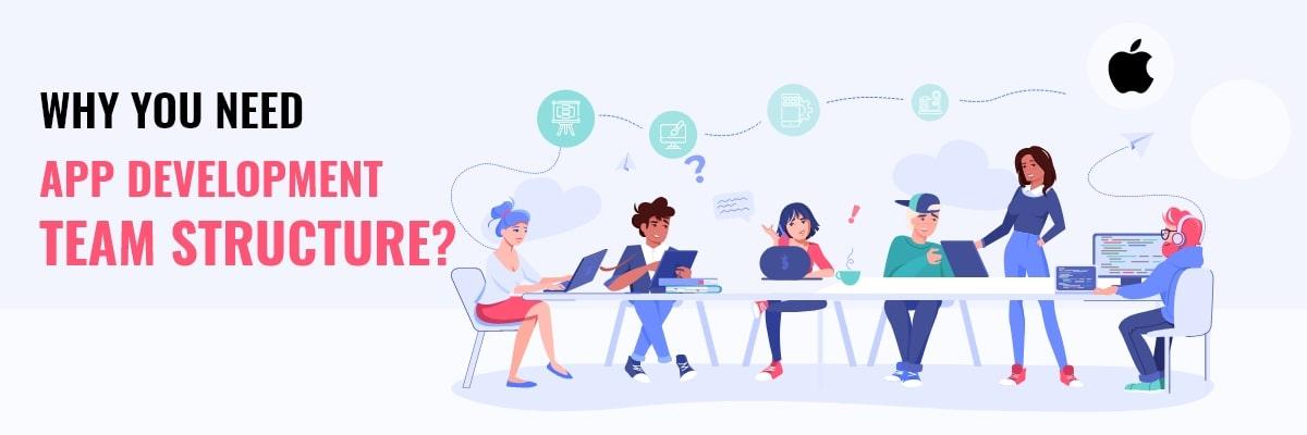 Top App Development Team Structure