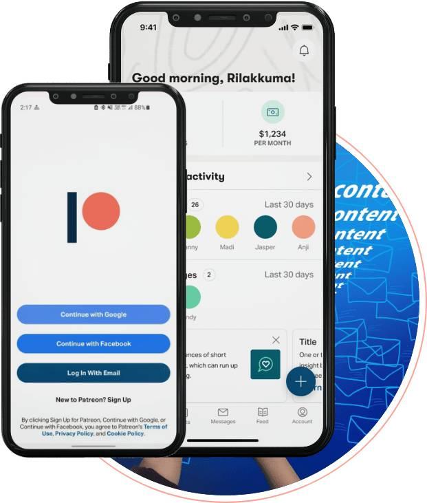 best patreon app for creators