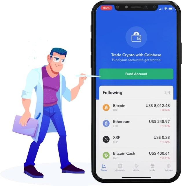 best coinbase app