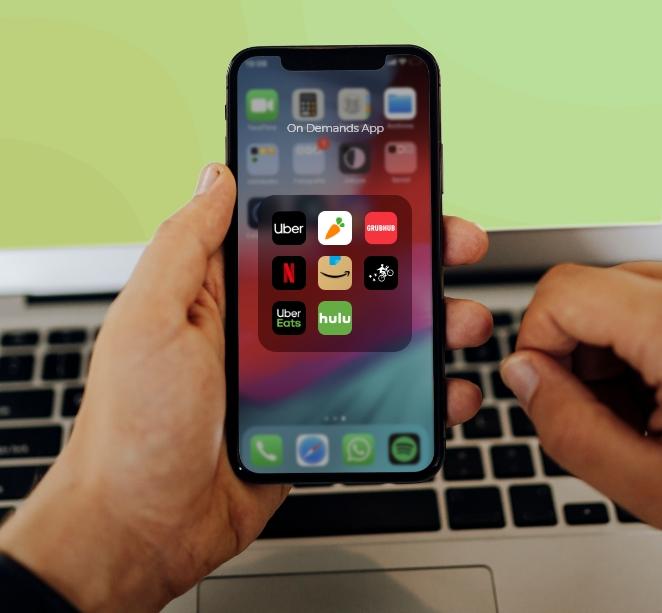 on-demand app development company