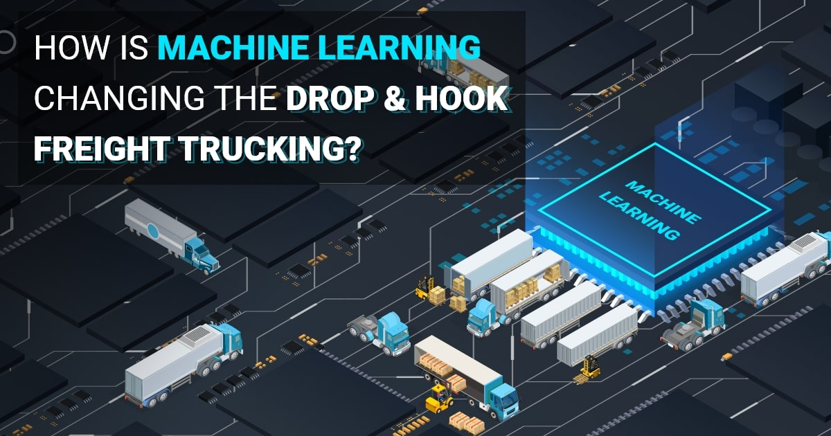 Upgrade drop and hook trucking