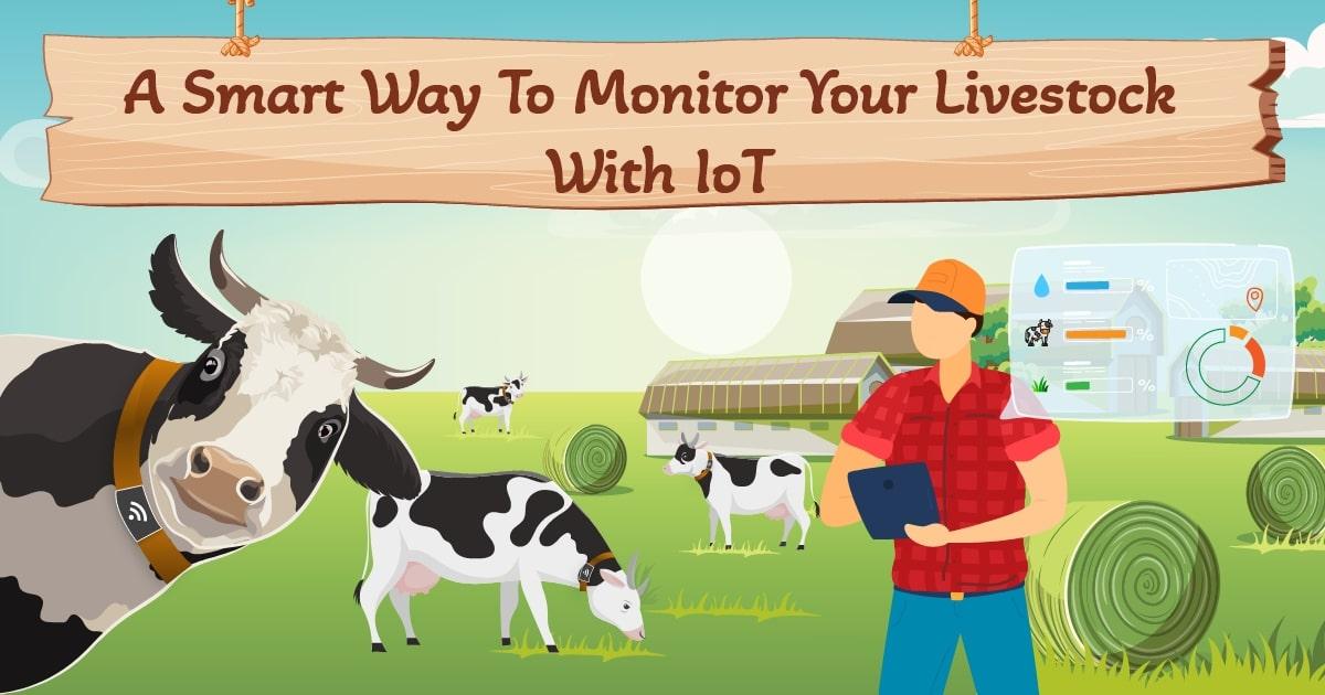 Smart IoT Solution For Livestock Management