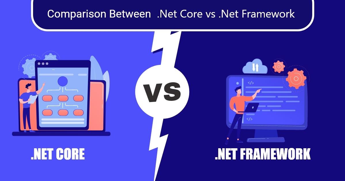 Asp.net framework vs Asp.net core