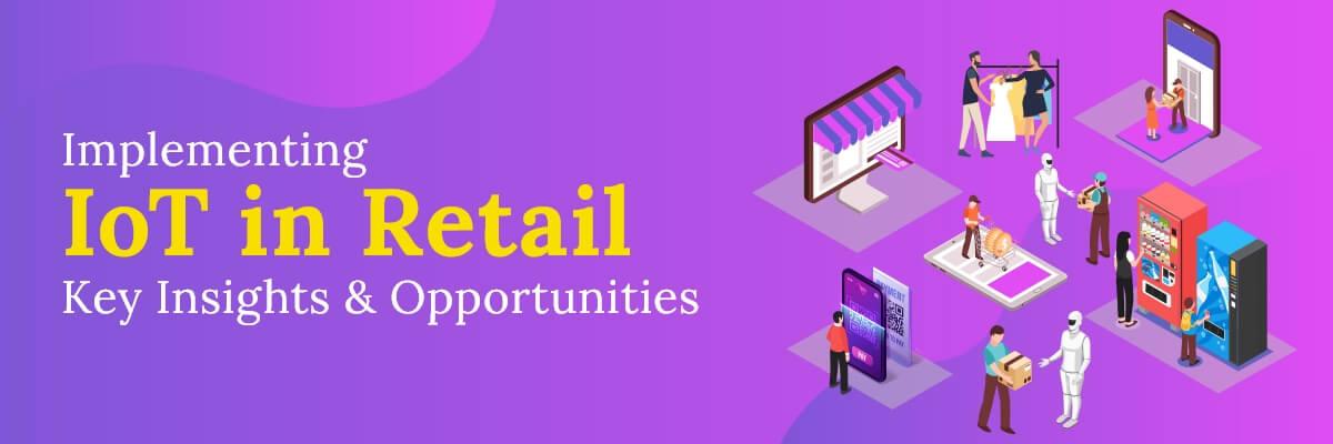 Best IoT in Retail Industry