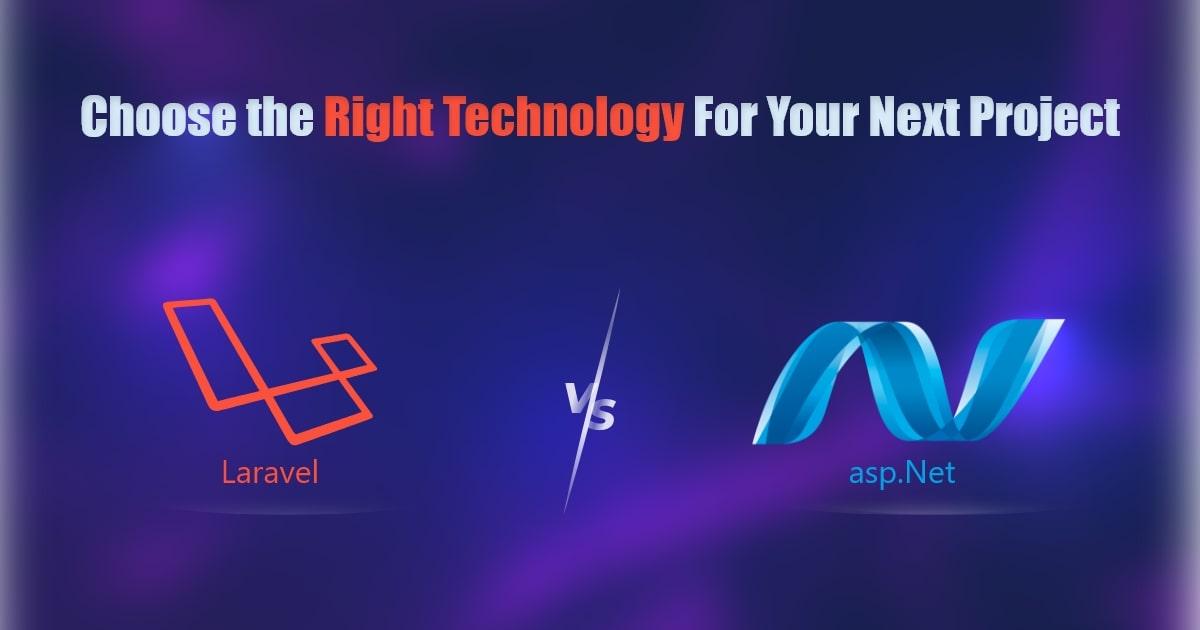 Laravel vs Asp.Net - Major Differences