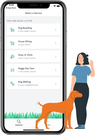 features of rover app
