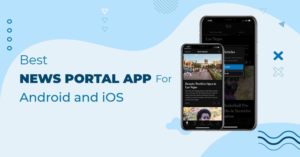 News App like WJS