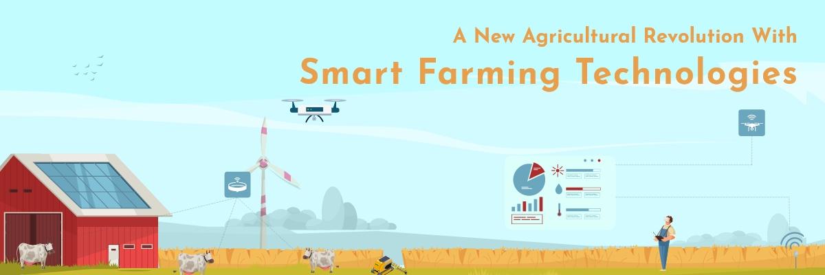Best Smart Farming using IoT