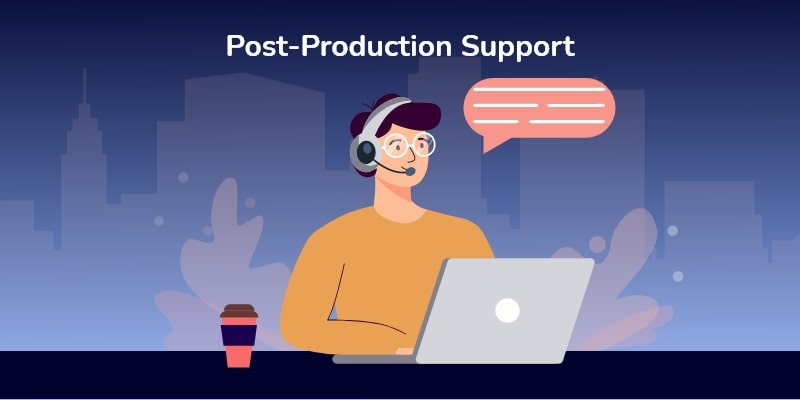 post production support